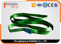 Polyester Flat Color Code Endless Webbing Sling Synthetic One Way Sling