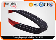 Custom Colorful Heavy Duty Car Recovery Tow Straps with Reinforced Loop Ends